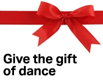 Give the gift of dance