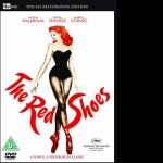 The Red Shoes DVD