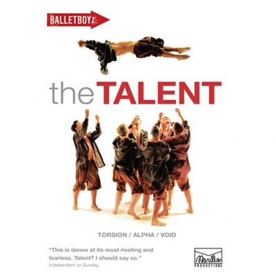 The Talent DVD