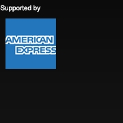 Supported by Amex