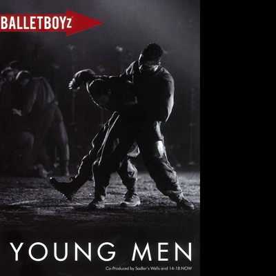 BalletBoyz Young Men DVD