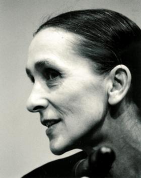 Pina Bausch portrait