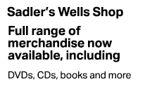 Sadler's Wells Shop