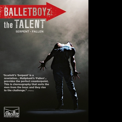 BalletBoyz the Talent 2013