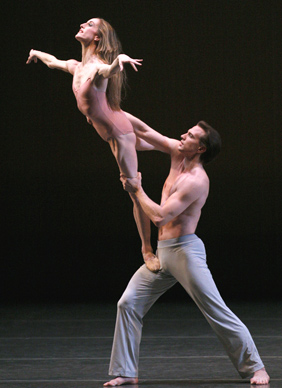 Wendy Whelan and Sebastian Marcovici in Chistopher Wheeldon's After the Rain