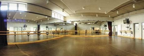 Sadler's Wells studios