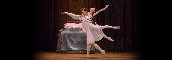 Birmingham Royal Ballet- Romeo & Juliet