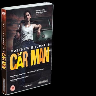 The Car Man DVD