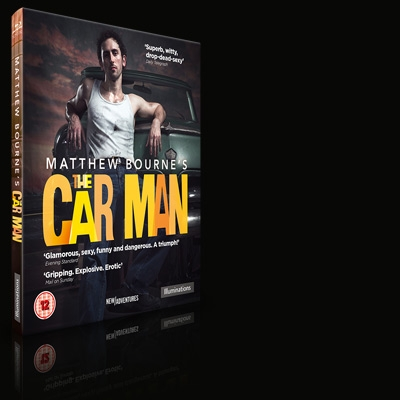 Matthew Bourne's Car Man Blu-Ray