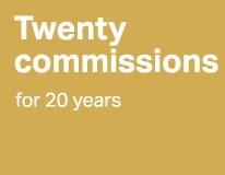 20 Commissions for 20 years