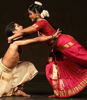 An evening of Bharatanatyam