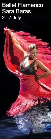 Ballet Flamenca Sara Baras