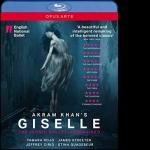 Akram Khan's Giselle Blu-ray