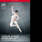 Carlos Acosta Dances Royal Ballet Classics (3 DVDs)