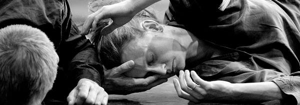 Image by Camilla Greenwell of Charlie Morrissey & Katye Coe for Wild Card: Katye Coe - Preparation